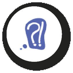 Logo punto interrogativo e punto esclamativo
